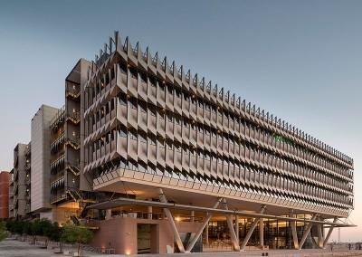Siemens Headquarter Masdar City