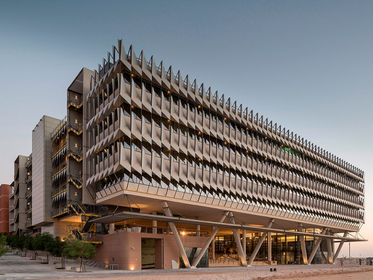 Siemens Headquarter Masdar City