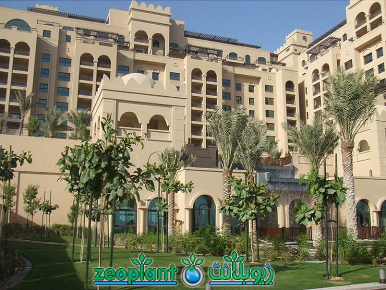 The Fairmont Hotel & Residences – Dubai 2009