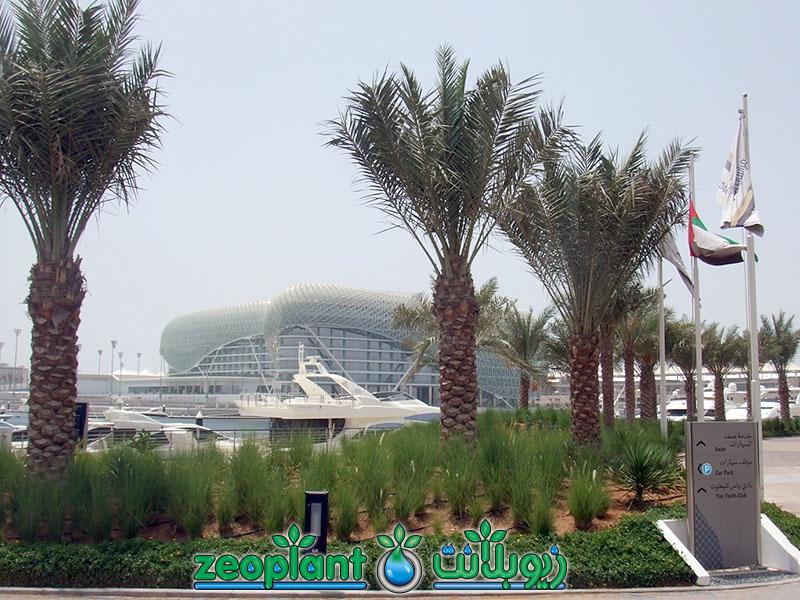 Yacht Club Yas Marina – Abu Dhabi 2009