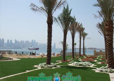 Fairmont Hotel Palm Jumeirah
