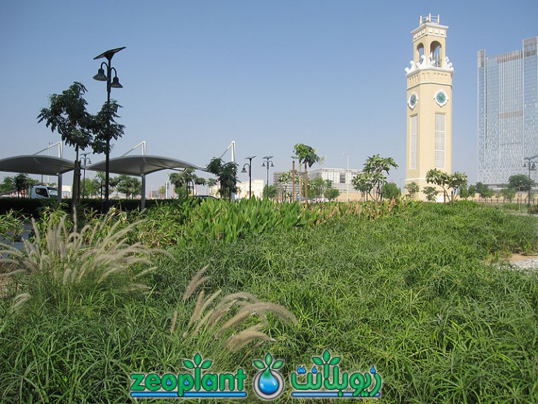 Motor City – Green Community – Dubai 2008