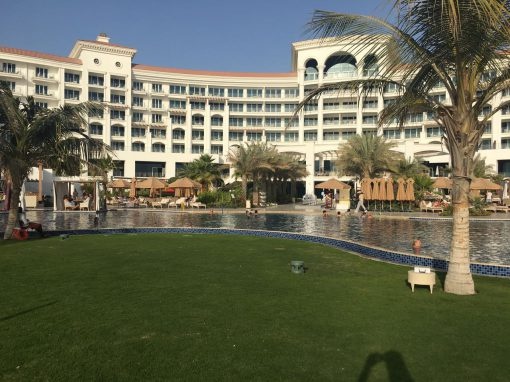 Waldorf Astoria Hotel Palm Jumeirah Dubai – 2013