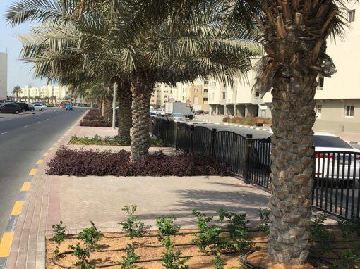 Al Khail Gate – Dubai 2016