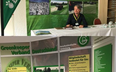 Zeoplant attending German Greenkeeper Association Annual Meeting in Wiesbaden, Germany